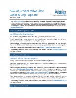 Labor & Legal January 11, 2017