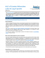 Labor & Legal    June 5, 2017