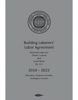 Building Laborers Local 113 Labor Agreement, 2019 – 2022