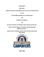 WI – Milwaukee Carpenters – 2020-2023 – signed