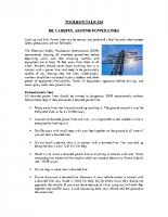 TBT-24 – BE CAREFUL AROUND POWER LINES