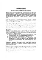TBT-06 RECOGNIZING ON-THE-JOB IMPAIRMENT