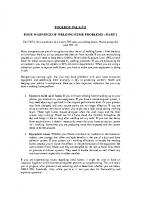 TBT-11 FOUR WARNINGS OF WELDING FUME PROBLEMS – PART 2