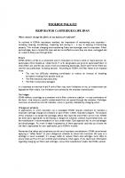 TBT-23 RESPIRATOR CARTRIDGES LIFE SPAN