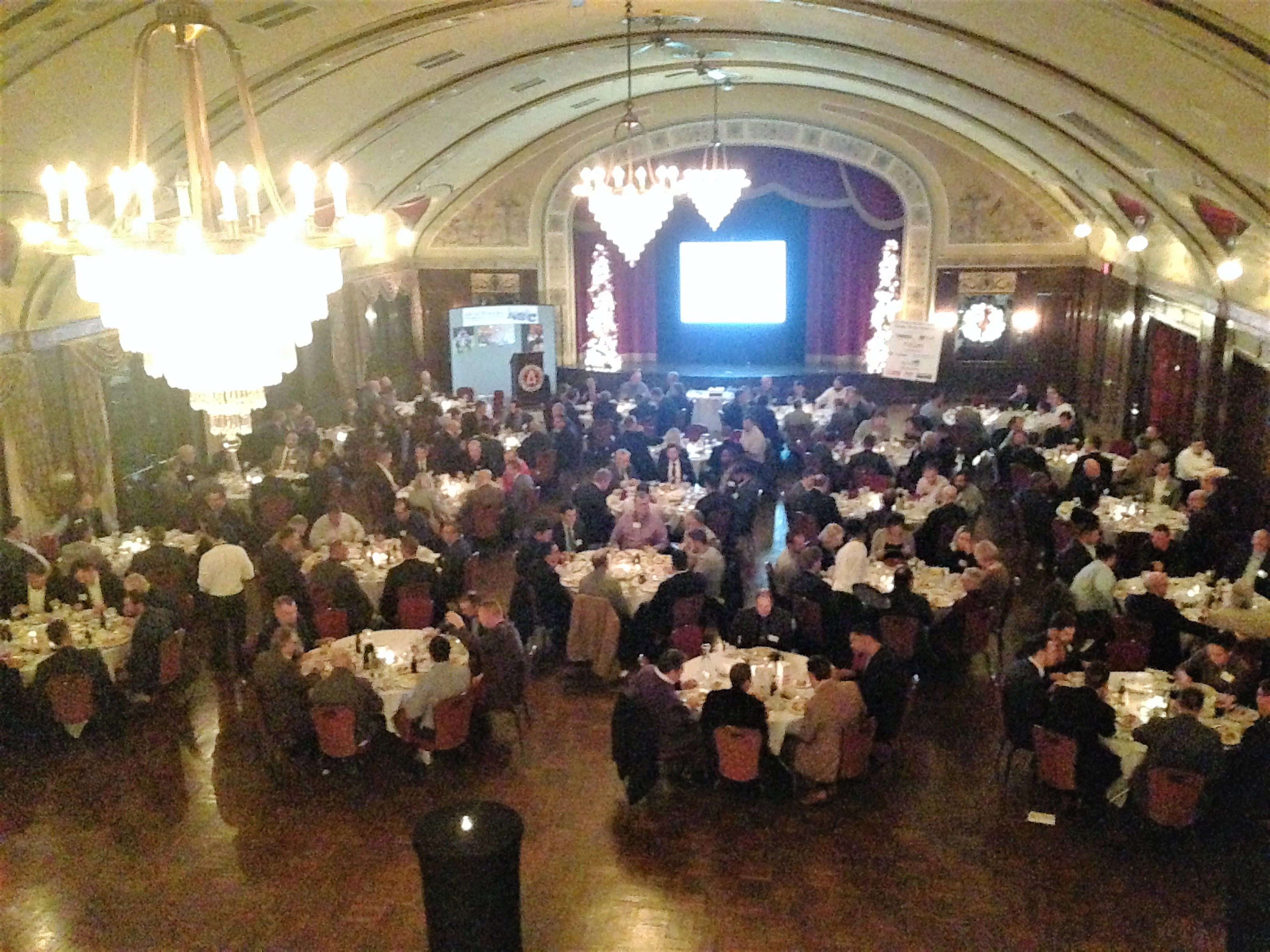 The AGC Annual Meeting and Networking Dinner Sets Record Attendance