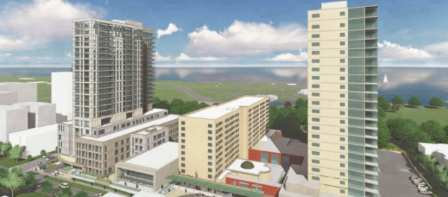 Highrise Building Boom Continues with Milwaukee CCRC Project