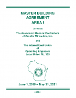 Building Area 1 Agreement June 1, 2016 – May 31, 2021