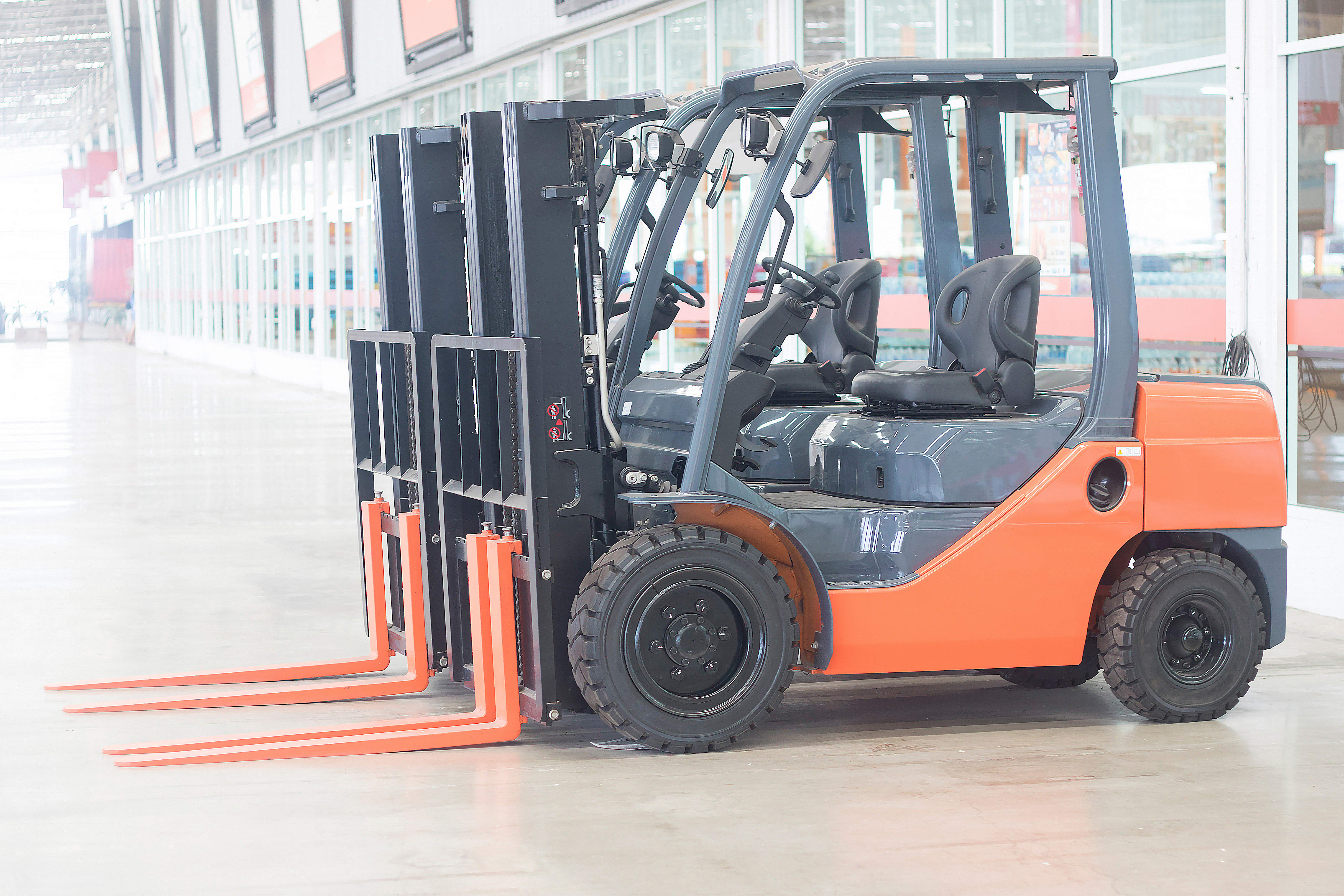 Rough Terrain Forklift Operator Training Agc Gm