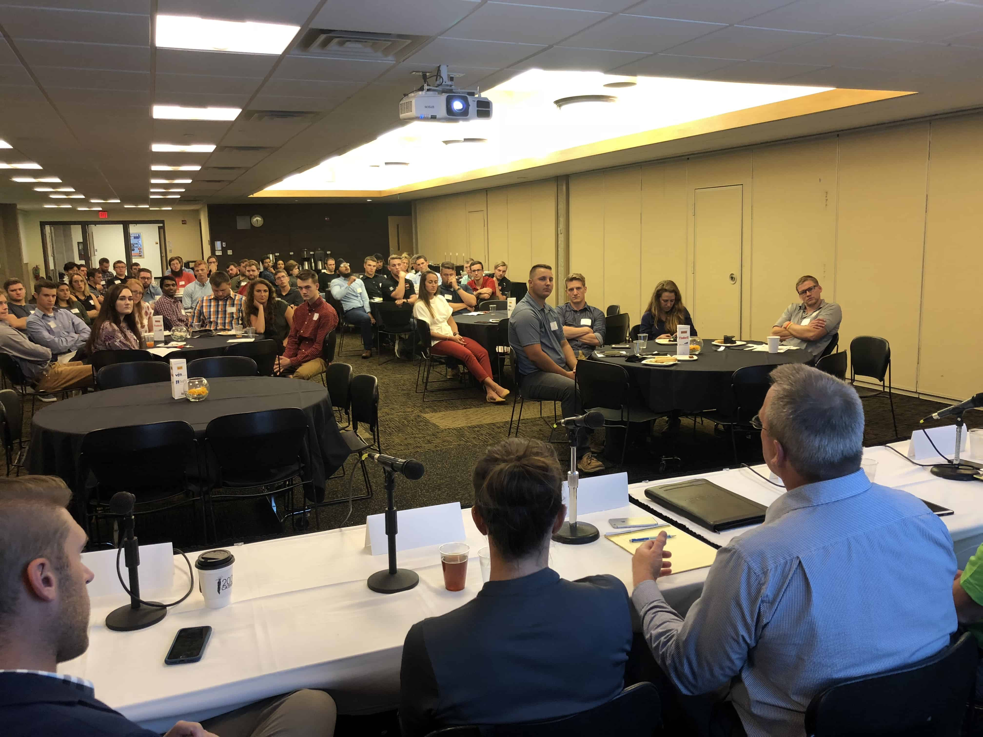 All-Student Chapter Meeting Kicks off the New School Year