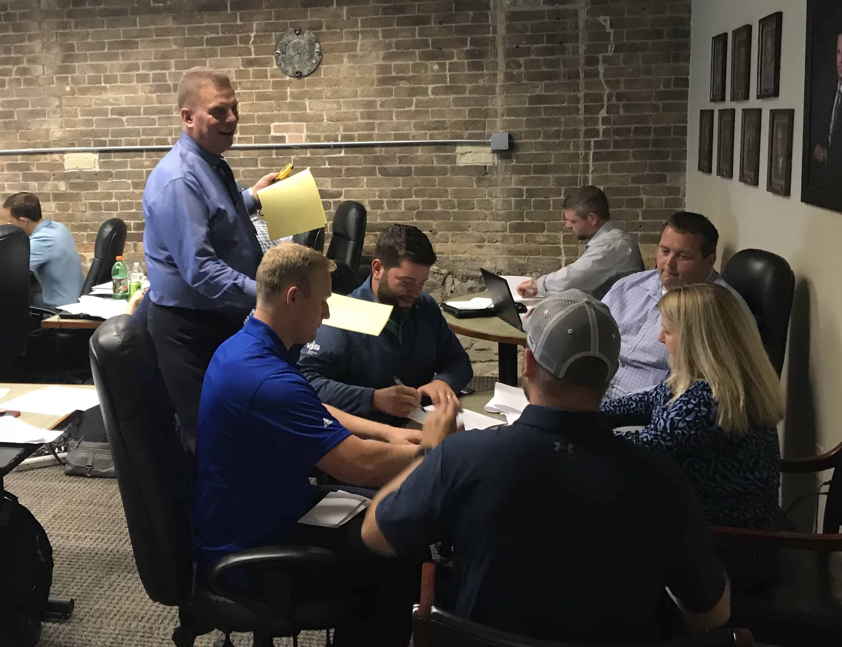 Record Numbers Attending AGC Trainings