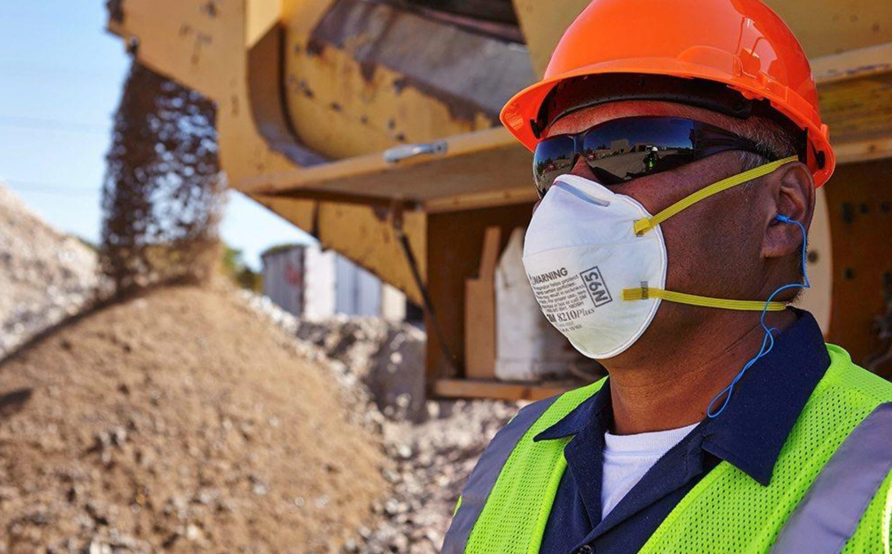 What Gov. Evers' Statewide Face Covering Executive Order Means for Construction