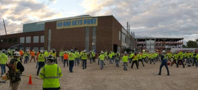 AGC Members Celebrate National Safety Stand-Down Week
