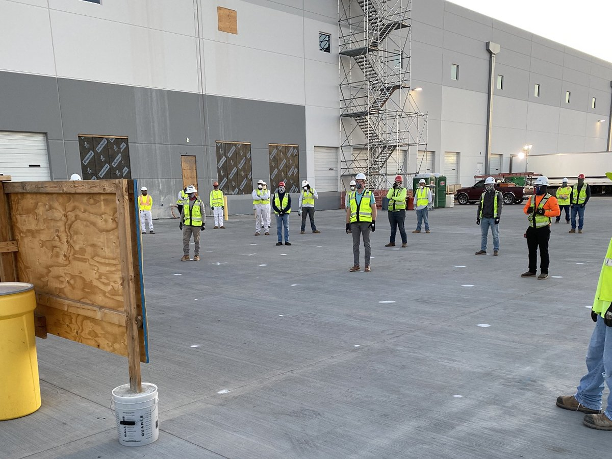 OSHA Safety Standdown